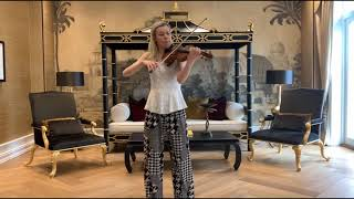 Grußbotschaft der Violinistin Eldbjorg Hemsing